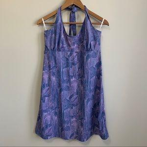 Columbia Halter Dress